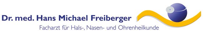 Dr. med. Hans Michael Freiberger Logo